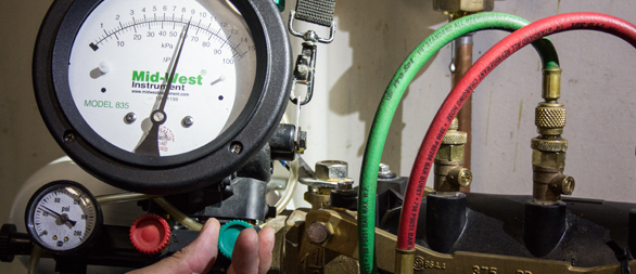 Backflow Test Kit Calibration And Maintenance